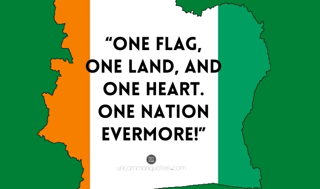 Ivory Coast Independence Day Quotes