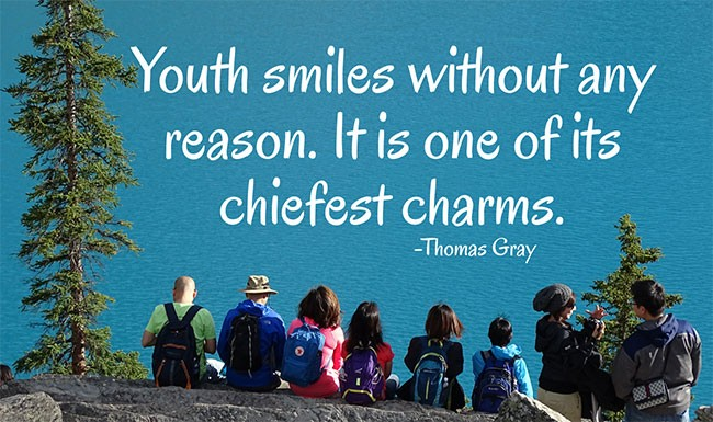 Uplifting Youth Quotes