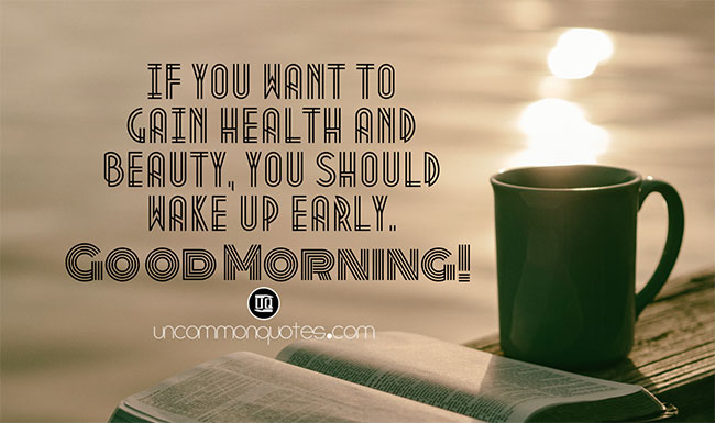 morning Greetings for Students