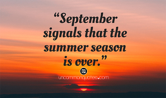 september Images Quotes